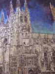 Canterbury Cathedral by AliArt