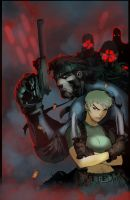 Metalgear Solid Cover by 626Ghost