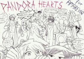 Pandora Hearts for... by KGX347