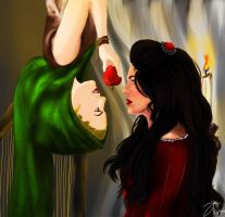 Outlaw Swan Queen by limited08
