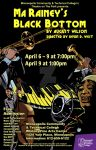 Ma Rainey's Black Bottom Theater Poster by ShawnVanBriesen