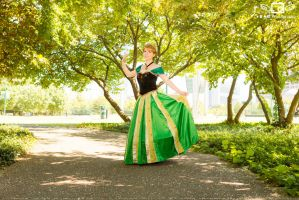 Princess Anna by SproutChan