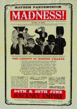 MADNESS by head-phone