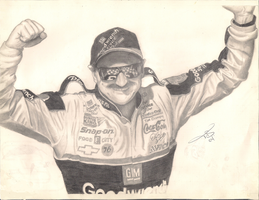 Dale Earnhardt Sr. by Superman8193