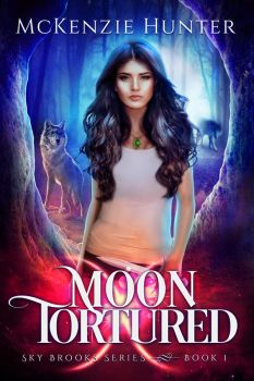 Book Cover for Moon Tortured by McKenzie Hunter by itznikki530