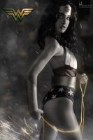 Wonder Woman- Movie poster 3 by Hidrico