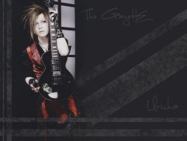 Uruha - the GazettE 01 by Sam-Chan-ALPHA