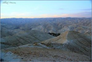 View to the Judean desert 2 by ShlomitMessica