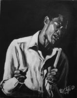 Sam Cooke legendary by cliford417
