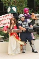 League of Legends Cosplay group at PMX by Protoxslasher