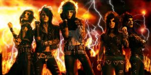 Black Veil Brides by AmandaSweet