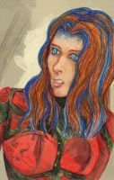 Illyria (Angel) by SmudgeThistle