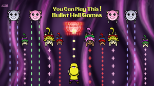 YCPT - Bullet Hell Games by X-Cross