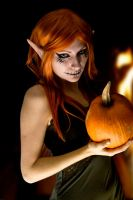 Pumpkin Elf by Rei-Suzuki