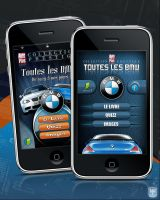Projet Iphone BMW 2 by JFDC