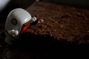 Edible terrain?? by PiliBilli