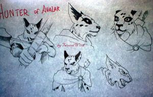 Hunter of Avalar by twisted-wind