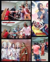 Meet and Greet with Mahabharat Star Plus by seawaterwitch