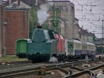 242 Steam engine and 1116 with nostalgia train by morpheus880223