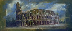 Colosseum by florian-lipan