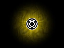 Sinestro Corps. Logo by veraukoion