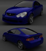 Acura RSX by blade2085