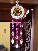 Chain Maille Dreamcatcher by Imbrium66