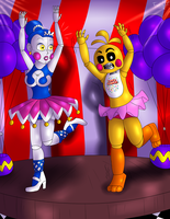 Let Me Teach You by FNaF2FAN
