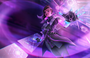 Sombra: Been Here All Along by Kastraz