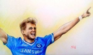 Andre Schurrle by julia94s