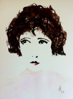 Clara Bow by NausetSouth