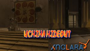 NUNS3 - Uchiha Hideout FOR XPS by MVegeta
