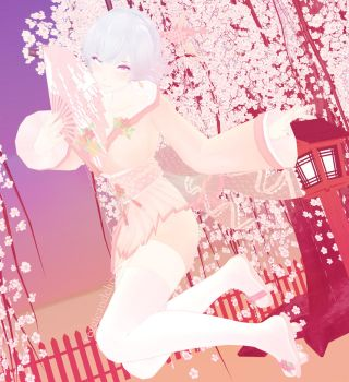 MMD VY1 by ReggieAndCheese