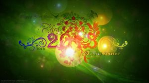 happy New Yeah 2013 #2 by ROXORSDesign