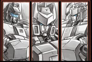 Wreckers on Hot Rod by Aiuke
