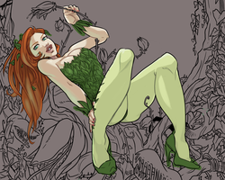 Wilting Ivy by Fataldose