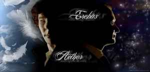 Erebus and Aether by piratehatter