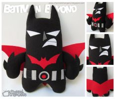 Batman Beyond by ChannelChangers