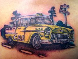 cab by inkart13