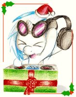 Christmas Advent Dec 3rd by FlutterLuv