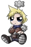 Cloud Chibi by RedPawDesigns