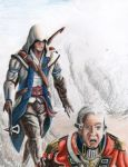 Assassin's Creed III by angell35art