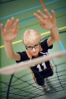 Haikyuu!! - Zero Points by ca-g-e