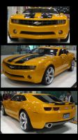 2009 Chevrolet Camaro by SilverPhantom
