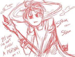 problem marshall lee sketch by eternallost