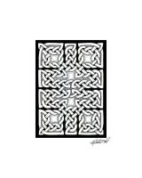 Celtic Knotwork Ten Rooms by foxvox