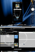 MSN 8.5 Alienware by AndyClaro