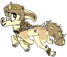 Flower Goddess/Ivy queen Paypal OTA :Closed: by Annie-bellie