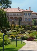 Philbrook Museum - Outside by Good-Anime