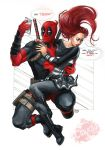 Selfie with Deadpool by Claudia-SG